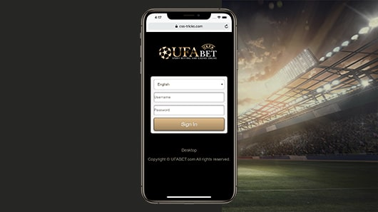 How to play UFABET on Mobile